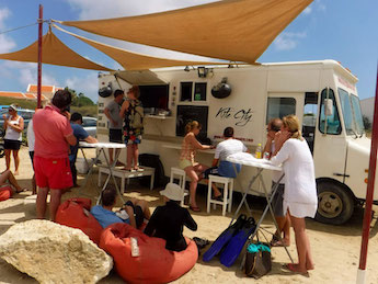 kite city food truck bonaire