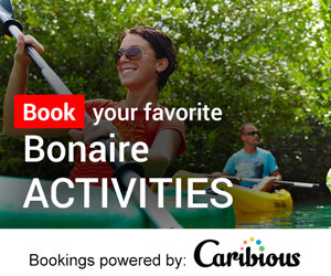 Book activities on Bonaire